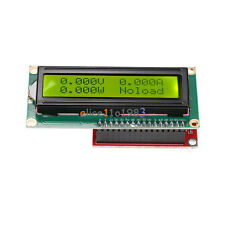 Voltage Current Power Resistance Tester LCD Display Meter Module Battery Tester