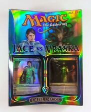 Jace vs. vraska mtg Magic the Gathering Duel cubiertas inglés