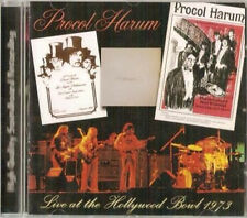 "Procol Harum: ""Live At The Hollywood Bowl 1973"" (CD Reissue)"