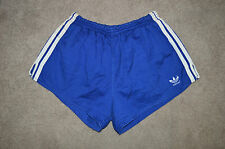 ADIDAS SPRINTER COTTON RUNNING SHORTS OLDSCHOOL VINTAGE RETRO RARE 80s 70s D7 L
