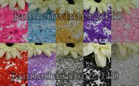5000 WEDDING TABLE SCATTER CRYSTAL DIAMOND CONFETTI FAVOUR DECORATION MIXED