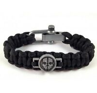 Call of Duty Ghosts PARACORD Strap Survival Bracelet OFFICIAL Merchandise CoD UK
