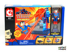 DC C3 Minimates Wave 1 Throne Room Battle Playset with Superman & Darkseid