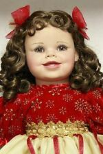 Immanuella - Standing, Last Christmas Doll by Virginia Turner - Limited Edition