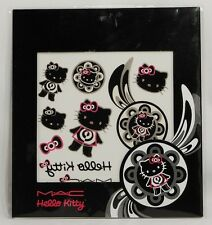 NEW MAC HELLO KITTY LIMITED EDITION Temporary Tattoo ~ Rare and Hard to Find