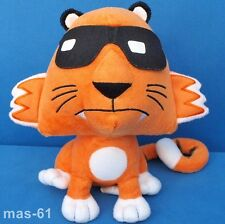 TIGER EASY WITHIT SEGA FIGUR STOFFTIER TV FERNSEHEN PLUSH TOY WITHITWORLD