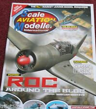 Scale Aviation Modeller 20.4 P-51,Su-2,A-7 Corsair,Dauntless,Ju88