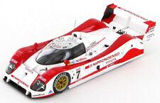 Toyota TS010 Toms #7 Le Mans 1992 1:43