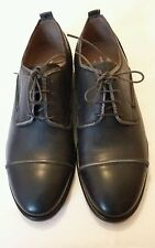 Paolo sartori lace up shoe grey size uk 9.5 eu 44 made in italy