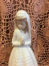 LLADRO NAO 236 Girl Praying Retired! Mint Condition! No Box!  L@@K!  Great Gift!