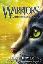 Warriors the Prophecies Begin: Forest of Secrets 3 by Erin Hunter (2015,...