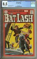 BAT LASH #3 CGC 8.5 OW PAGES