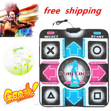 Non-Slip Dancing Step Dance Mat Pad Pads Dancer Blanket to PC with USB New FE