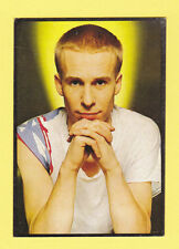 PEOPLE - PANINI - POP STARS - SMASH HITS COLLECTION - STEPHEN  LUSCOMBE
