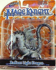 Radiant Light Limited Edition Dragon Mage Knight Conquest Wiz Kids 2002