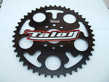 Talon Rear Sprocket 45T 415 KTM 50 MINI SENIOR 50SX SX50 SUPER MOTO TR456 BLACK
