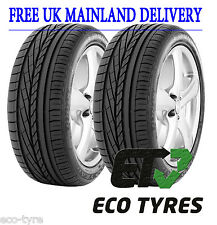 2X Tyres 275 40 R19 101Y GoodYear EXCELLENCE RFT ROF RunFlat E C 7dB