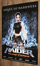 Tomb Raider The Angel of Darkness very rare Promo Poster 84x59.5cm Playstation 2