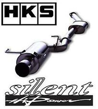 HKS silent Hi-Power cat back exhaust for RX-8 FD3S (13B-REW)