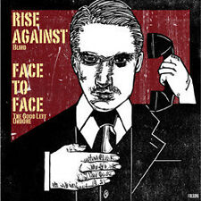 "New Music Record Face To Face / Rise Against ""Split"" 7"""