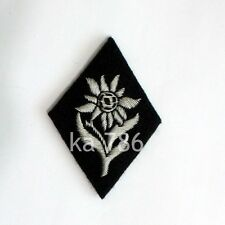 WWII GERMAN ARMY STANDARTENFÜHRER ARM BADGE