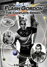 Buster Crabbe - Flash Gordon - The Complete Series (7 DVD) DVD