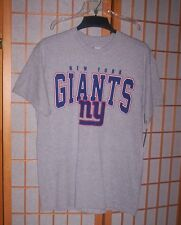 NY New York Giants t shirt size Large NFL