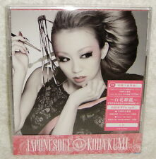J-POP Koda Kumi JAPONESQUE Taiwan CD