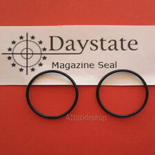 2 x Daystate Magazine Seal O Rings Air Wolf Ranger MK3 4 Wolverine   our ref 133