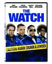The Watch (DVD, 2012) WideScreen Brand New Sealed