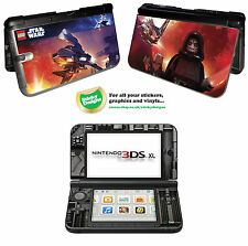 Lego Star Wars Vinyl Skin Sticker for Nintendo 3DS XL