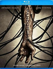 PANDORUM - BLU RAY - Region A - Sealed