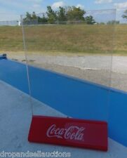 "COCA-COLA COKE SODA POP BAR RESTAURANT 6"" TABLE TENT CARD PICTURE HOLDER NEW"