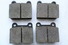 audi 50, 80, 4000, volkswagen golf mk1, passaat, scirocco brake pads free p&p uk