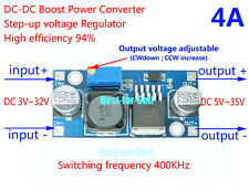 30W 4A DC-DC Boost Converter Step-up 3V-32V 3.3V to 5V 12V 15V 24V Power Module