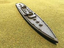 1/100th (15mm) WWII Hungarian Painted PM1-40 Gunboat Mfid:H12