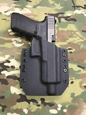 Black Kydex Holster Glock 20/21 Threaded Barrel