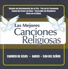 Various Artists-Las Mejores Canciones Religiosas CD NEW