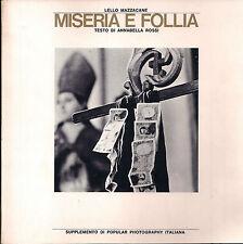 MISERIA E FOLLIA di LELLO MEZZACANE