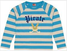 No Added Sugar Pirate T-Shirt Size 7-8Y Brand New With Tag RRP £23.95