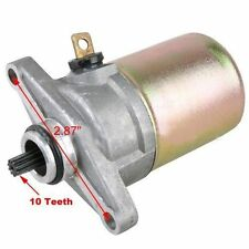 50cc STARTER MOTOR FOR JONWAY SCOOTERS WITH 50cc QMB139 MOTORS