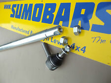 Land Rover Defender 32mm Extreme Heavy Duty Drag Link Steering Bar SUMOBARS
