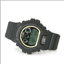 Casio G Shock Digital Herren Uhr Schwarz DW-6900MR-1ER