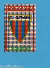 PANINI CALCIATORI 1985/86 -FIGURINA n.408- CATANIA - SCUDETTO -Rec