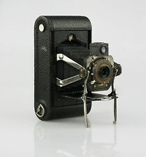 KODAK No.1 Folding Pocket Kodak Model E Camera c.1914-1915 w/ Original Box (T96)