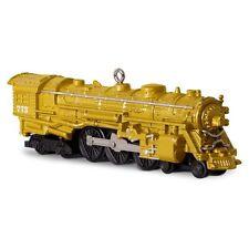 Hallmark 2016 Gold 773 Hudson Steam Locomotive LIONEL® Limited