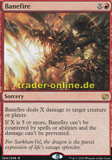 Banefire (era impegnativa fuoco) Modern Masters 2015 Magic