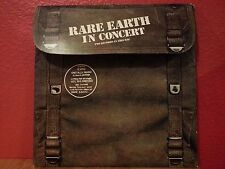 Rare Earth In Concert 2xLP 1971 R 534D-1 R 534D-2 VG Condition