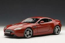 AUTOart 70208 ASTON MARTIN V12 VANTAGE diecast model car red 2010 1:18th scale