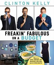 Freakin' Fabulous on a Budget-ExLibrary